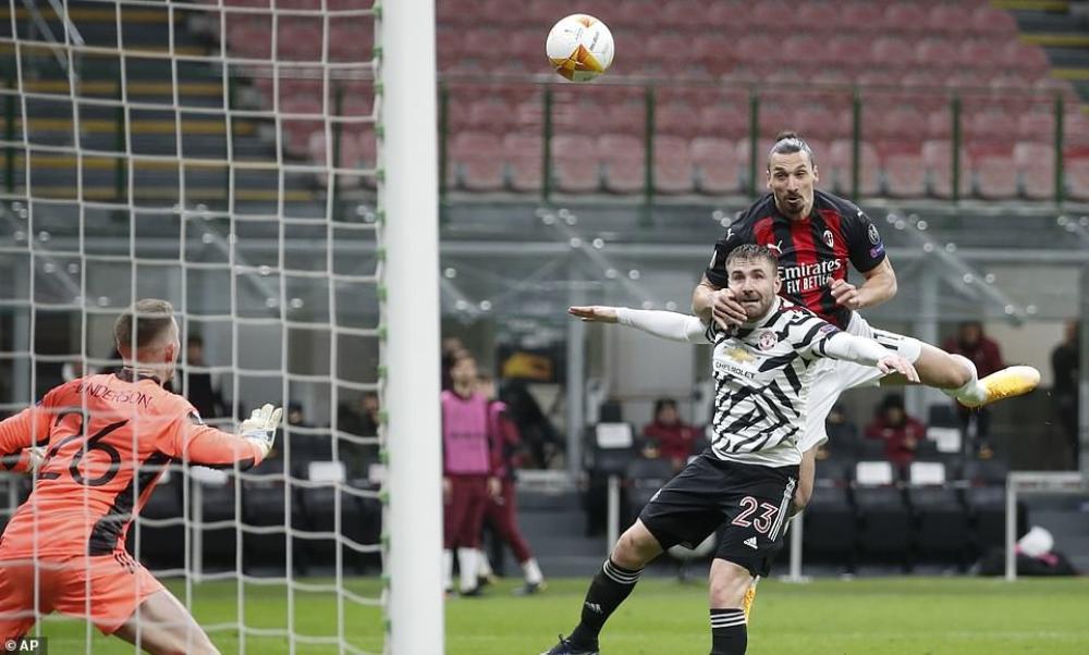 Pogba nổ súng đưa MU vào tứ kết Europa League Ảnh 3