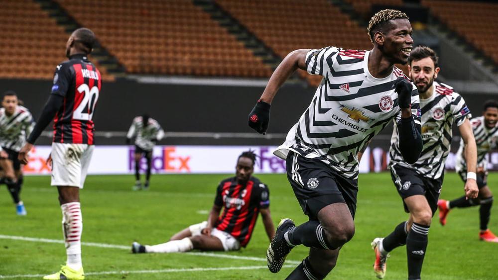 Pogba nổ súng đưa MU vào tứ kết Europa League Ảnh 2