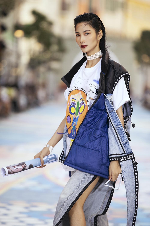 FASHION VOYAGE #3 - Nốt nhạc thăng hoa của thời trang Việt và đôi điều còn tiếc nuối Ảnh 6