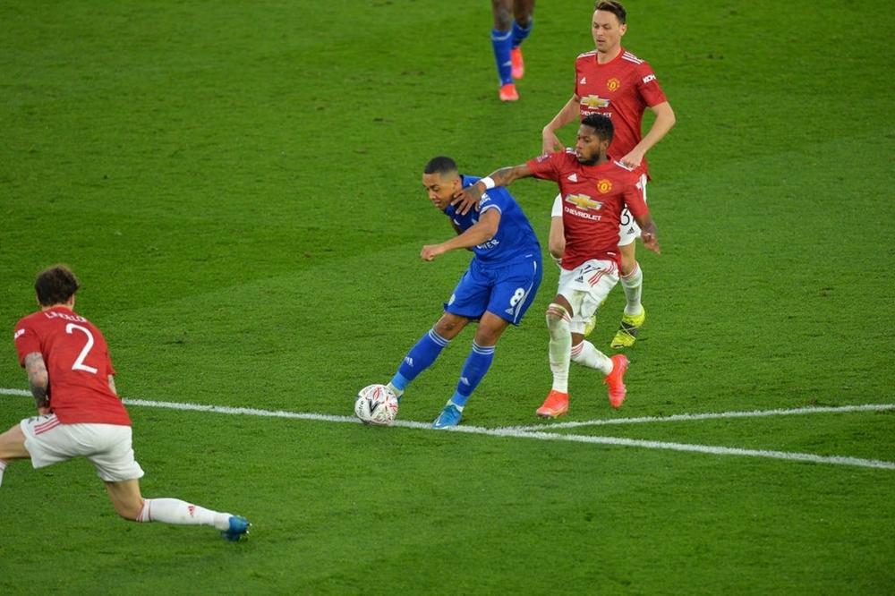 MU bị loại khỏi FA Cup Ảnh 3