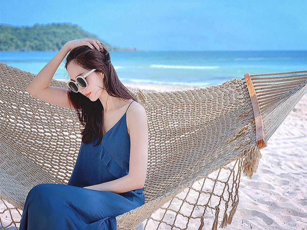 Hoa hậu Thu Thảo hiếm hoi xuất hiện, tăng cân nhưng càng nhuận sắc, mặn mà hơn Ảnh 6