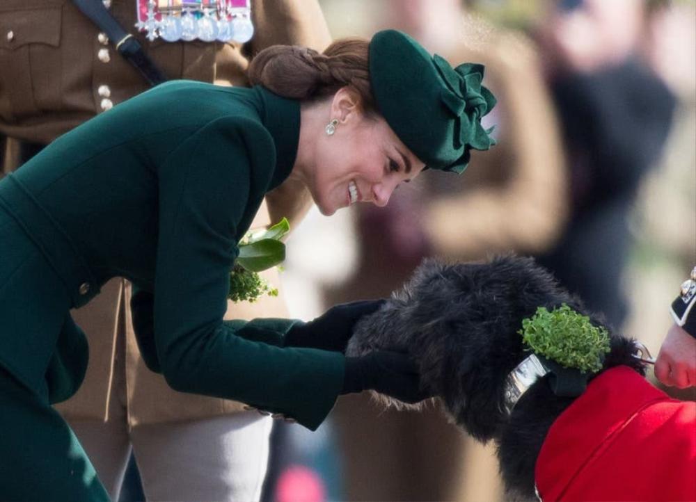 Bí ẩn tủ đồ Hoàng gia: Tại sao Kate Middleton thích mặc màu xanh lá cây? Ảnh 8