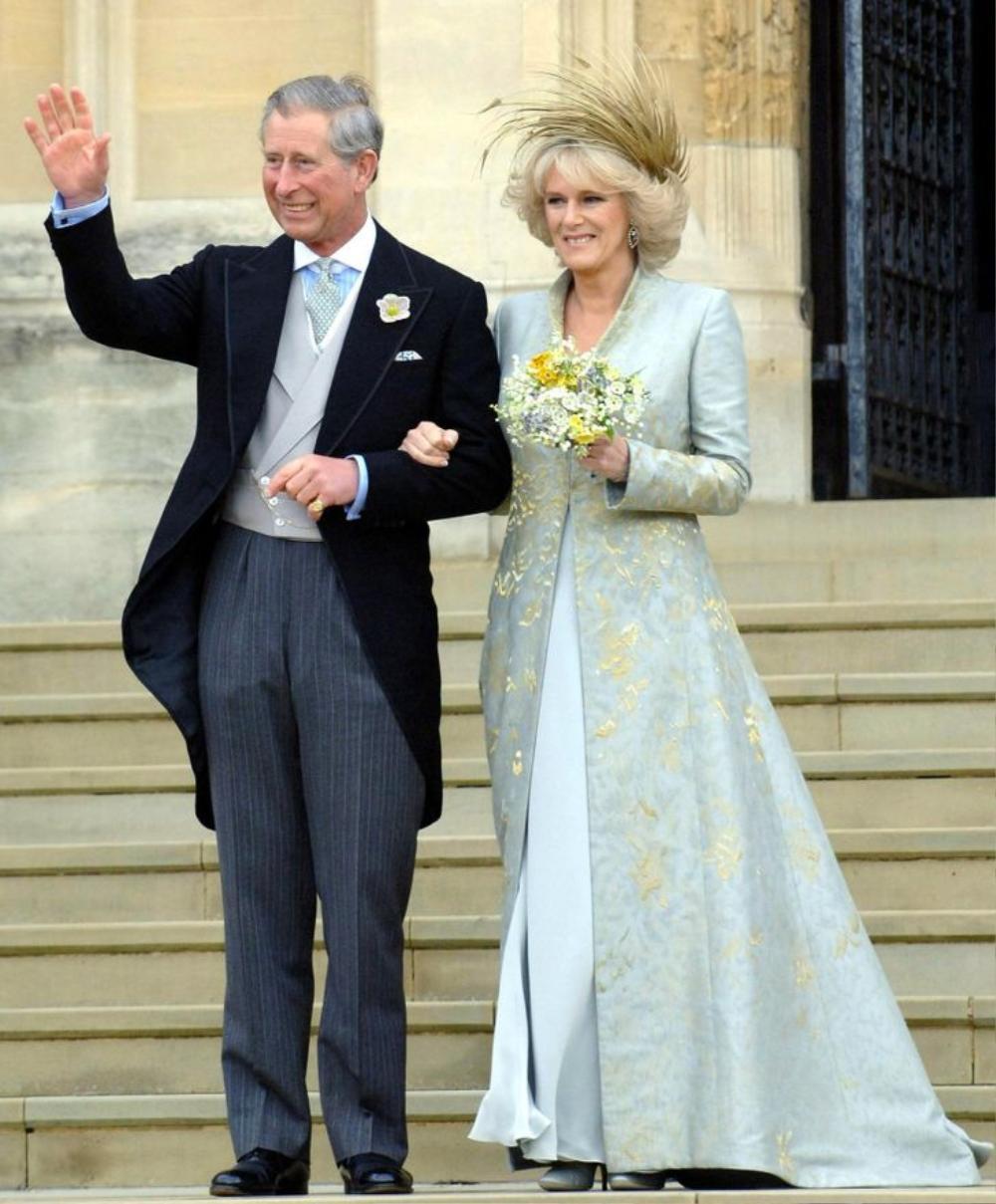 Bí ẩn tủ đồ Hoàng gia: 13 chiếc váy cưới Hoàng gia mang tính biểu tượng thế kỷ Ảnh 7