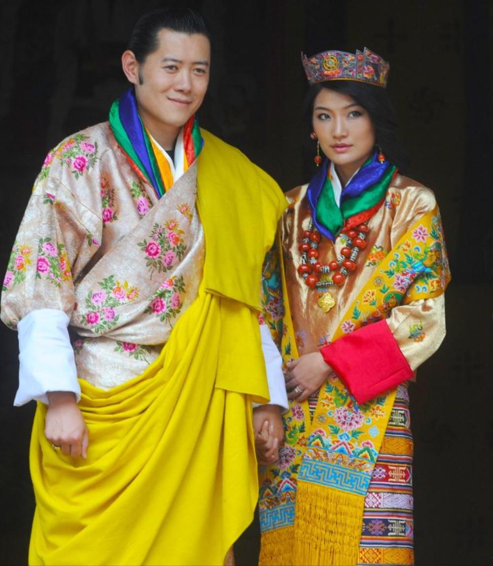 Bí ẩn tủ đồ Hoàng gia: 13 chiếc váy cưới Hoàng gia mang tính biểu tượng thế kỷ Ảnh 10
