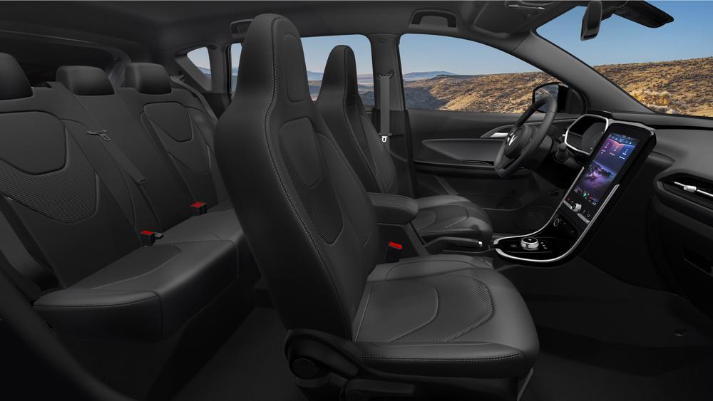 VinFast mở bán ôtô điện đầu tiên, sạc đầy pin đi được 300km Ảnh 7