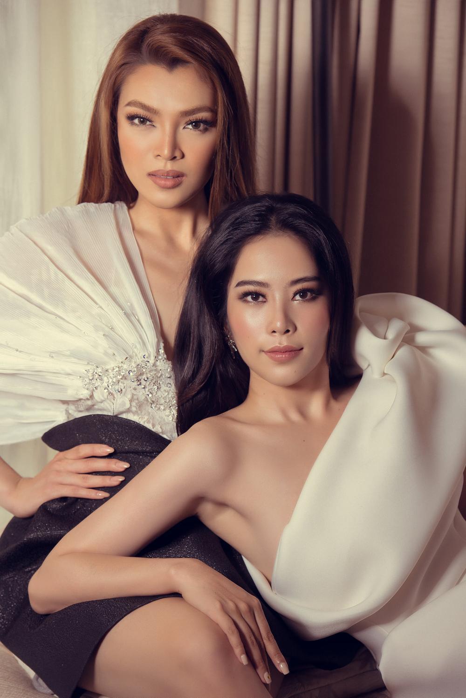 'Chiến binh 5000' máu Miss Universe - Nam Em đọ sắc 'nghẹt thở' cùng Hoa hậu Chuyển giới Trần Đài Ảnh 2