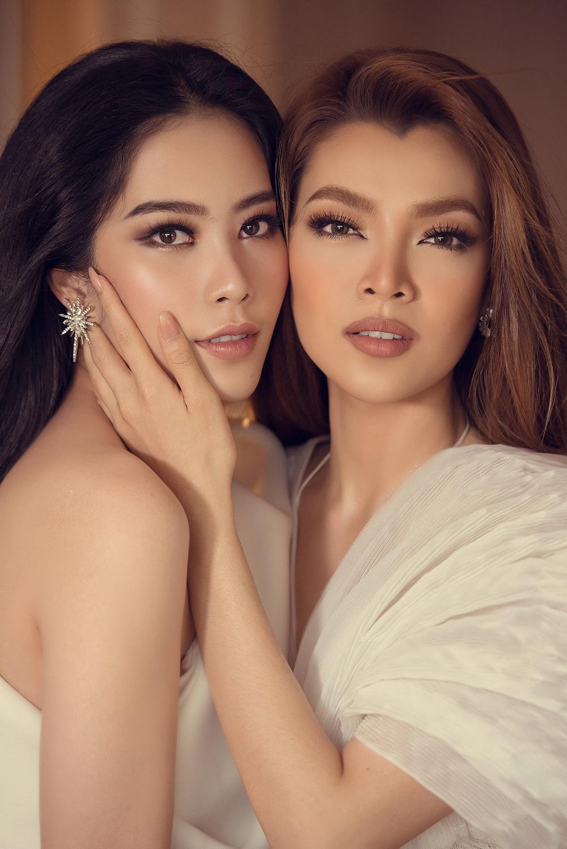 'Chiến binh 5000' máu Miss Universe - Nam Em đọ sắc 'nghẹt thở' cùng Hoa hậu Chuyển giới Trần Đài Ảnh 1