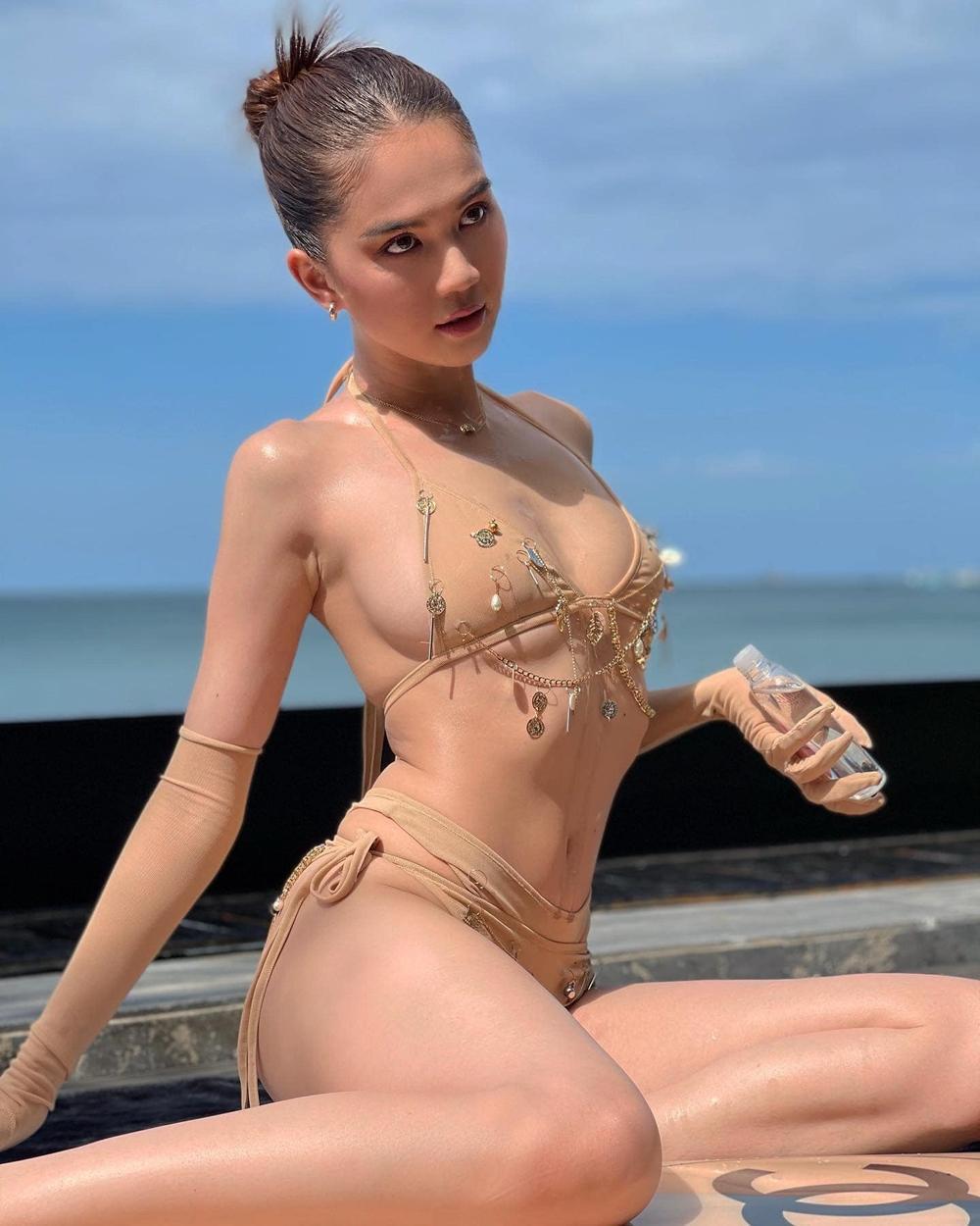 Ngọc Trinh: Hành trình từ Siêu mẫu Việt Nam đến nữ hoàng nội y 'bất bại' Ảnh 19