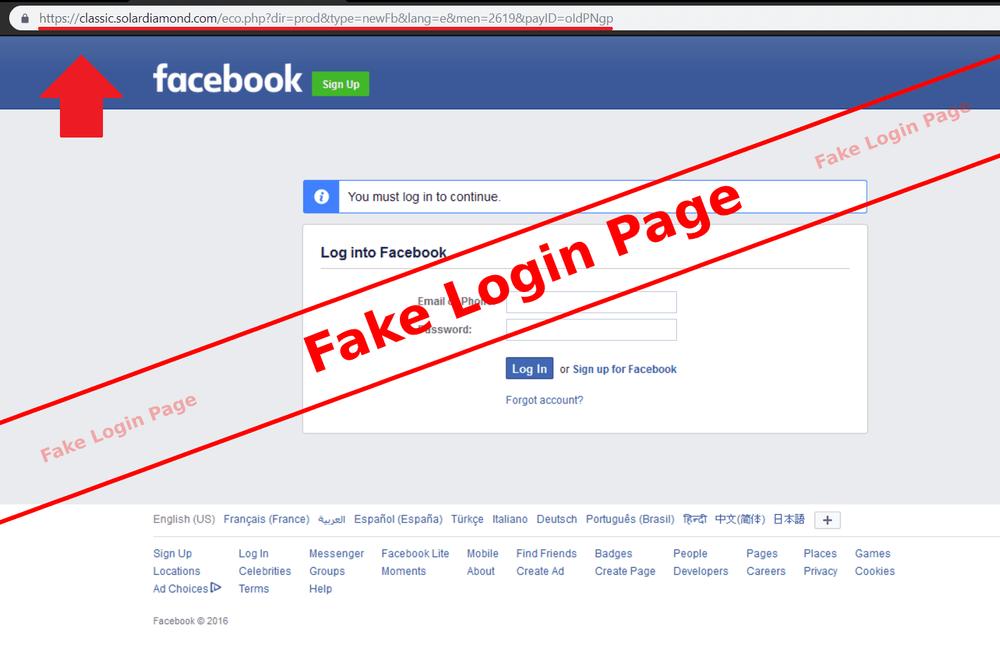 Cẩn thận kẻo mất tài khoản Facebook vì trò lừa tinh vi mới Ảnh 4
