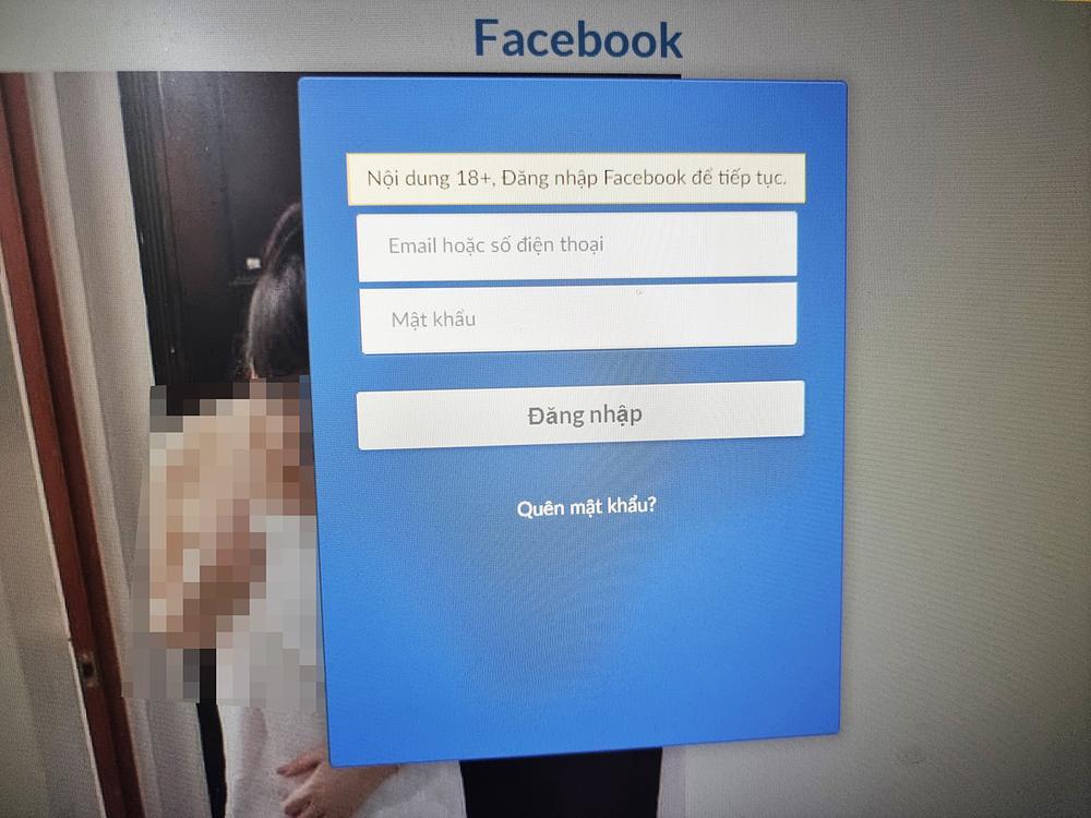 Cẩn thận kẻo mất tài khoản Facebook vì trò lừa tinh vi mới Ảnh 2