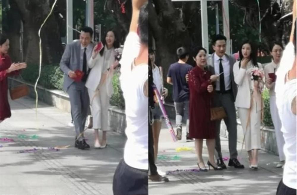Chồng cũ Dương Mịch kết hôn với người tình kém 19 tuổi, lại còn 'ăn cơm trước kẻng'? Ảnh 3