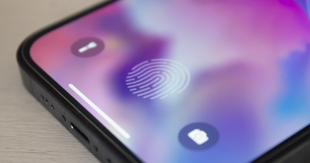 iPhone 13 sẽ tích hợp Touch ID dưới màn hình, đây là bằng chứng Ảnh 4