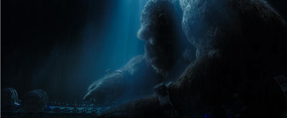 Review 'Godzilla vs Kong': Kỹ xảo bao phê quên lối về, xem quái vật choảng nhau là đủ thỏa mãn rồi Ảnh 2