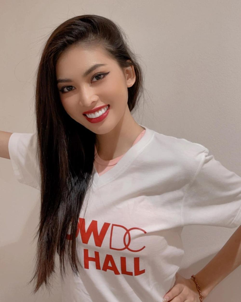 Hành trình lọt Top 20 của Ngọc Thảo: Nàng hậu 21 tuổi bản lĩnh chinh phục Miss Grand giữa mùa dịch! Ảnh 27