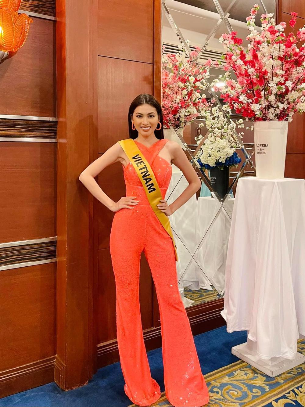 Hành trình lọt Top 20 của Ngọc Thảo: Nàng hậu 21 tuổi bản lĩnh chinh phục Miss Grand giữa mùa dịch! Ảnh 26