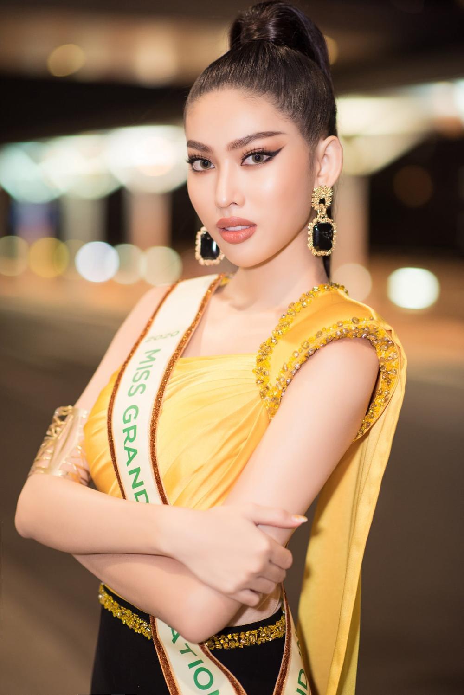 Hành trình lọt Top 20 của Ngọc Thảo: Nàng hậu 21 tuổi bản lĩnh chinh phục Miss Grand giữa mùa dịch! Ảnh 4