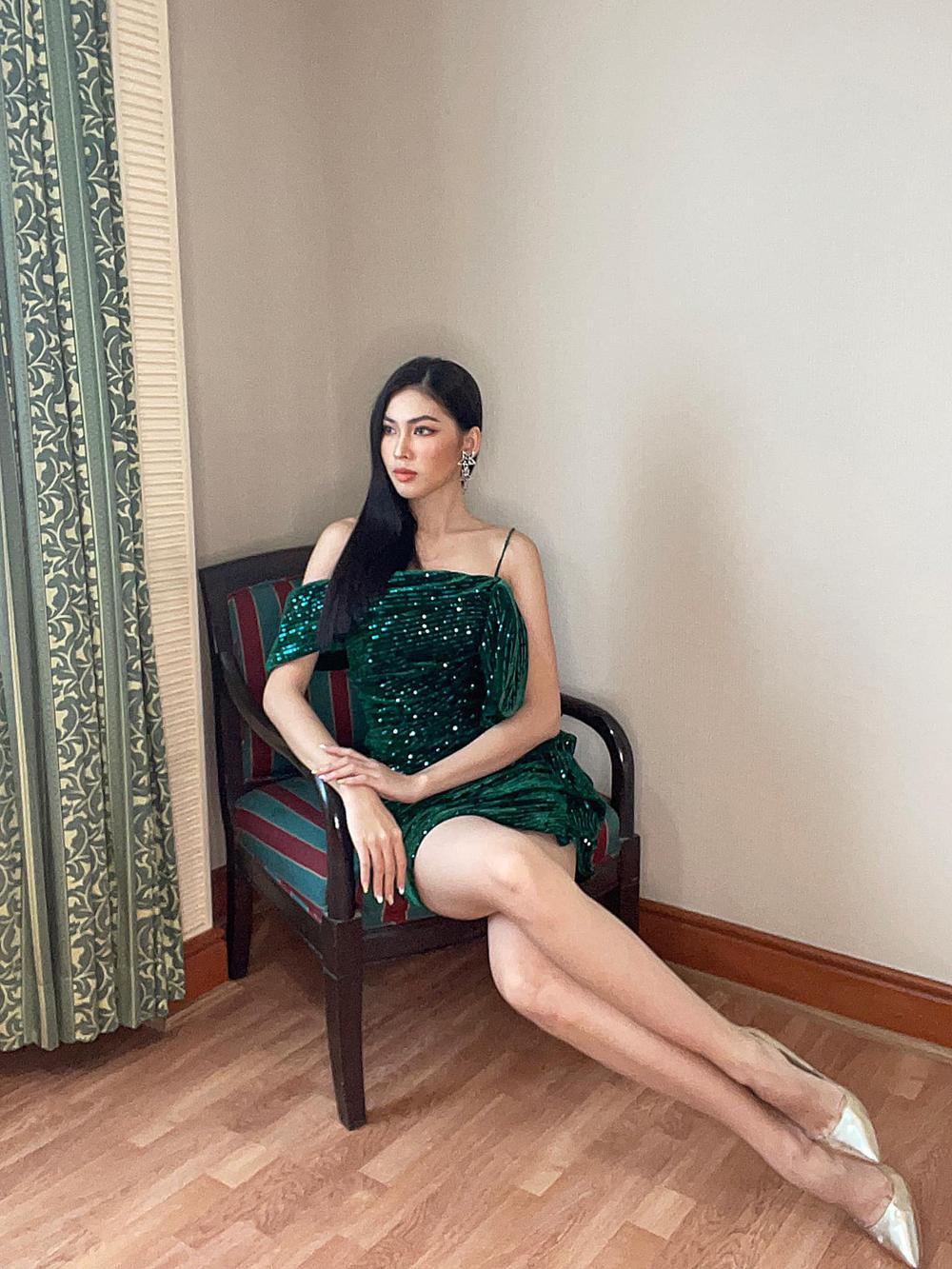 Hành trình lọt Top 20 của Ngọc Thảo: Nàng hậu 21 tuổi bản lĩnh chinh phục Miss Grand giữa mùa dịch! Ảnh 9