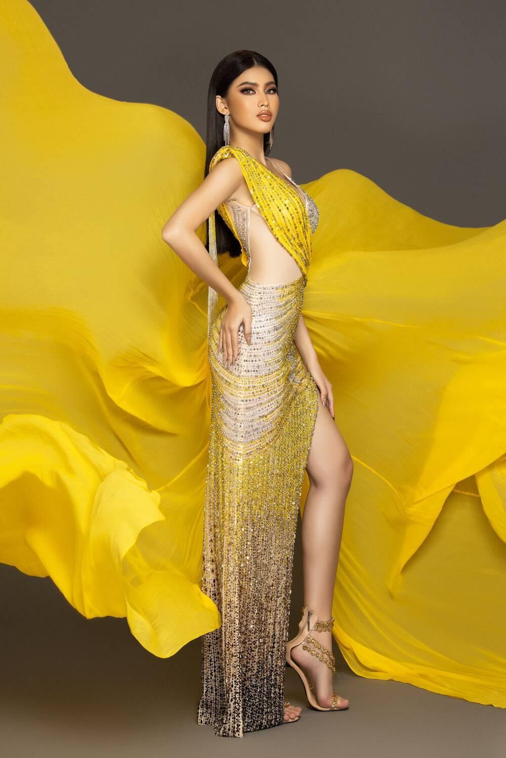 Hành trình lọt Top 20 của Ngọc Thảo: Nàng hậu 21 tuổi bản lĩnh chinh phục Miss Grand giữa mùa dịch! Ảnh 33