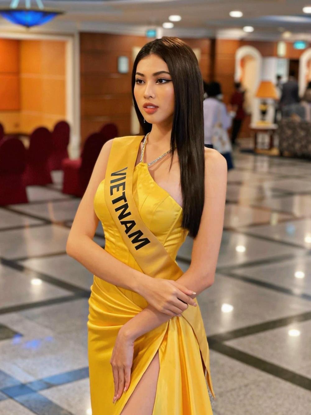 Hành trình lọt Top 20 của Ngọc Thảo: Nàng hậu 21 tuổi bản lĩnh chinh phục Miss Grand giữa mùa dịch! Ảnh 28