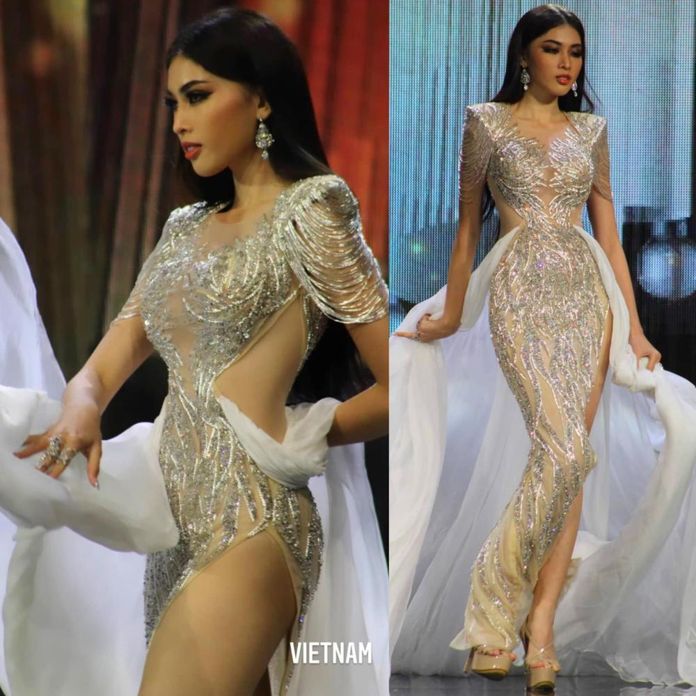 Ngọc Thảo bất ngờ rớt hạng 3 bình chọn ngay phút chót, khả năng mất suất vào thẳng Top 10 Miss Grand Ảnh 4