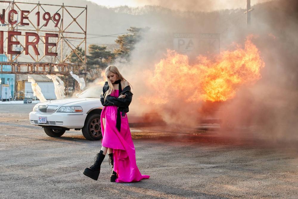 Hot Tiktoker mới nổi gọi tên Rosé (BlackPink): Thu về 8,9 lượt theo dõi, có clip đạt 67 triệu lượt xem Ảnh 9