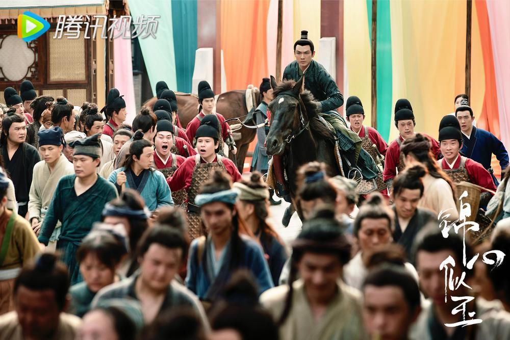 Tập cuối Cẩm tâm tựa ngọc: Chung Hán Lương cướp pháp trường thất bại, ai sẽ cứu Đàm Tùng Vận? Ảnh 11