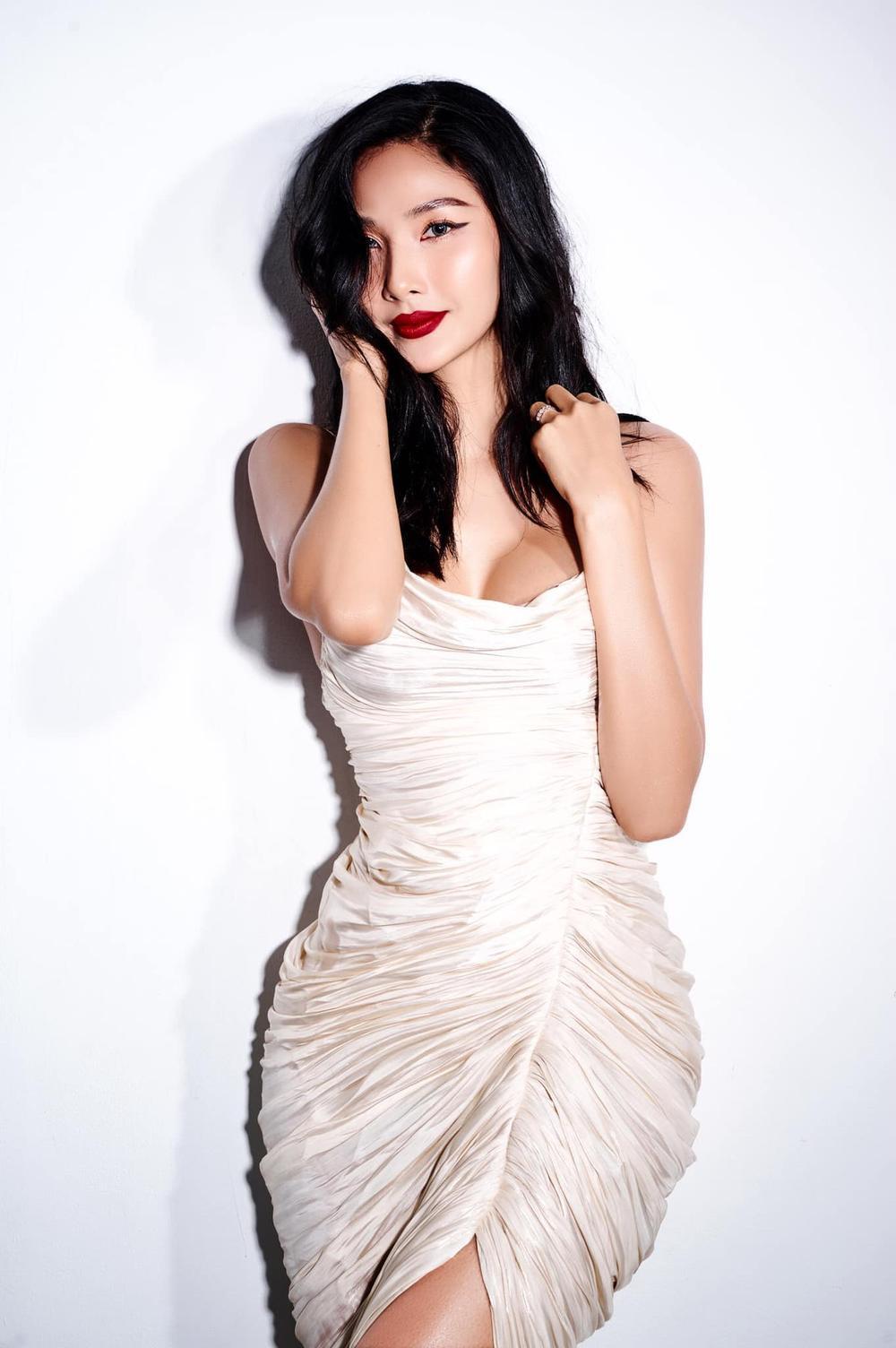 Hoàng Thùy bất ngờ ủng hộ Miss Universe Vietnam trao 2 vương miện cho 2 hoa hậu? Ảnh 4