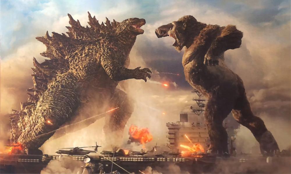 'Godzilla vs. Kong' lên sàn 5 ngày đã bán 1 triệu vé tại Việt Nam: Không hổ là bom tấn khủng Hollywood Ảnh 1