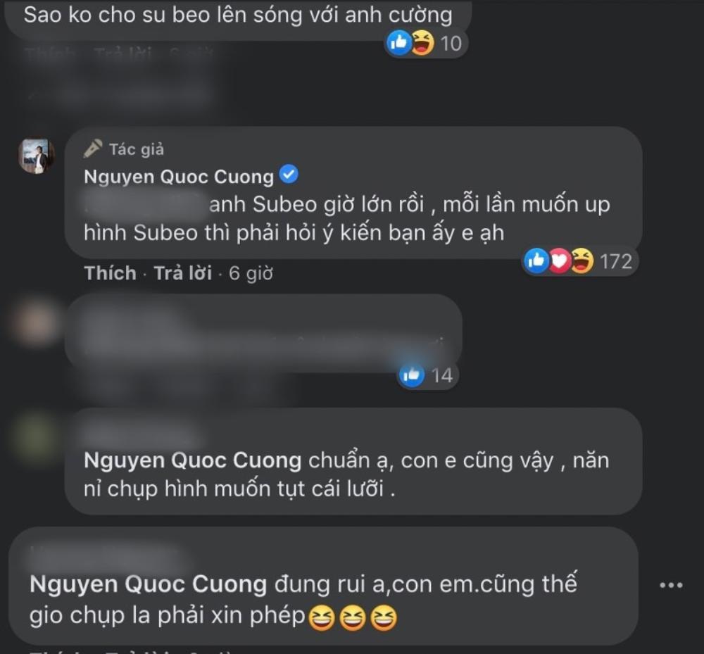 Subeo khiến dân tình 'lịm tim' vì tình yêu dành cho em gái Suchin Ảnh 2