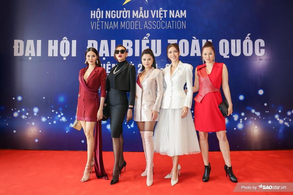 Minh Tú vinh dự trở thành thành viên Ban Chấp hành Hội Người mẫu Việt Nam nhiệm kỳ 2021 - 2026 Ảnh 1