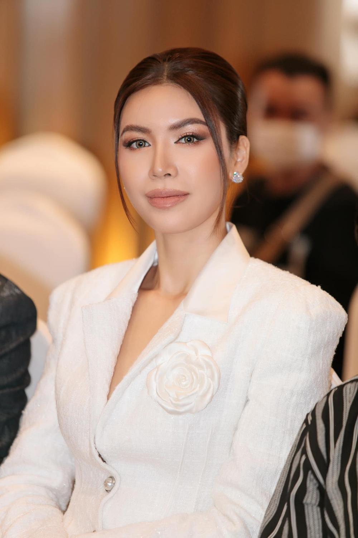 Minh Tú vinh dự trở thành thành viên Ban Chấp hành Hội Người mẫu Việt Nam nhiệm kỳ 2021 - 2026 Ảnh 7