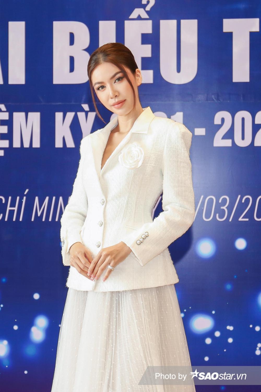 Minh Tú vinh dự trở thành thành viên Ban Chấp hành Hội Người mẫu Việt Nam nhiệm kỳ 2021 - 2026 Ảnh 5