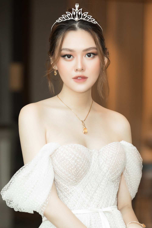 Lương Linh - Kiều Loan - Tường San đọ sắc rạng ngời, sẵn sàng trao vương miện cho người đẹp kế nhiệm Ảnh 5