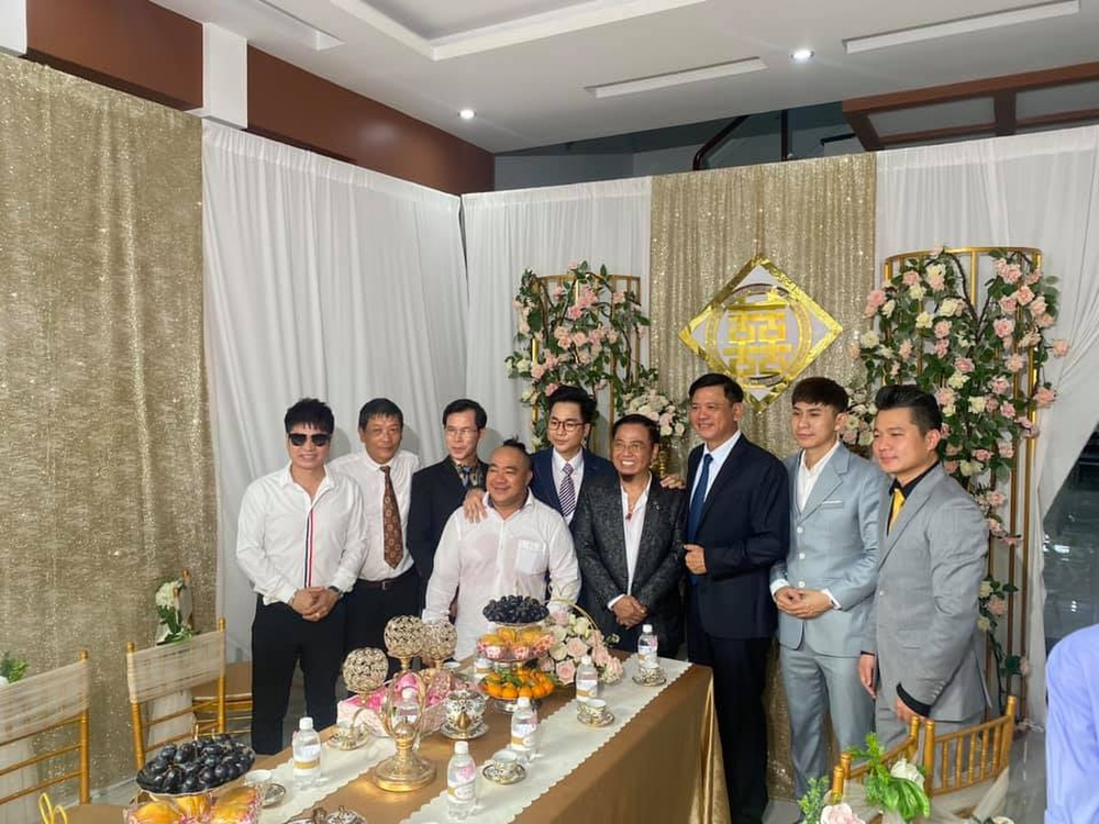 Châu Gia Kiệt bất ngờ tổ chức lễ ăn hỏi, dàn sao Việt 'đổ bộ' chúc mừng Ảnh 3