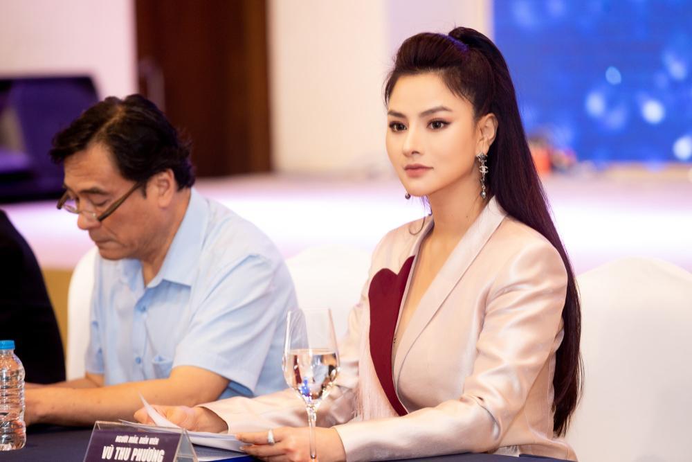 Siêu mẫu Vũ Thu Phương đảm nhận trọng trách của Đoàn chủ tịch Hội Người mẫu Việt Nam Ảnh 6