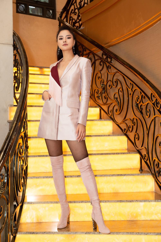 Siêu mẫu Vũ Thu Phương đảm nhận trọng trách của Đoàn chủ tịch Hội Người mẫu Việt Nam Ảnh 5