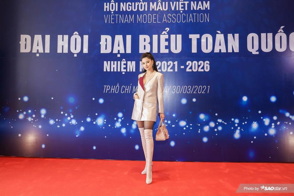 Siêu mẫu Vũ Thu Phương đảm nhận trọng trách của Đoàn chủ tịch Hội Người mẫu Việt Nam Ảnh 1