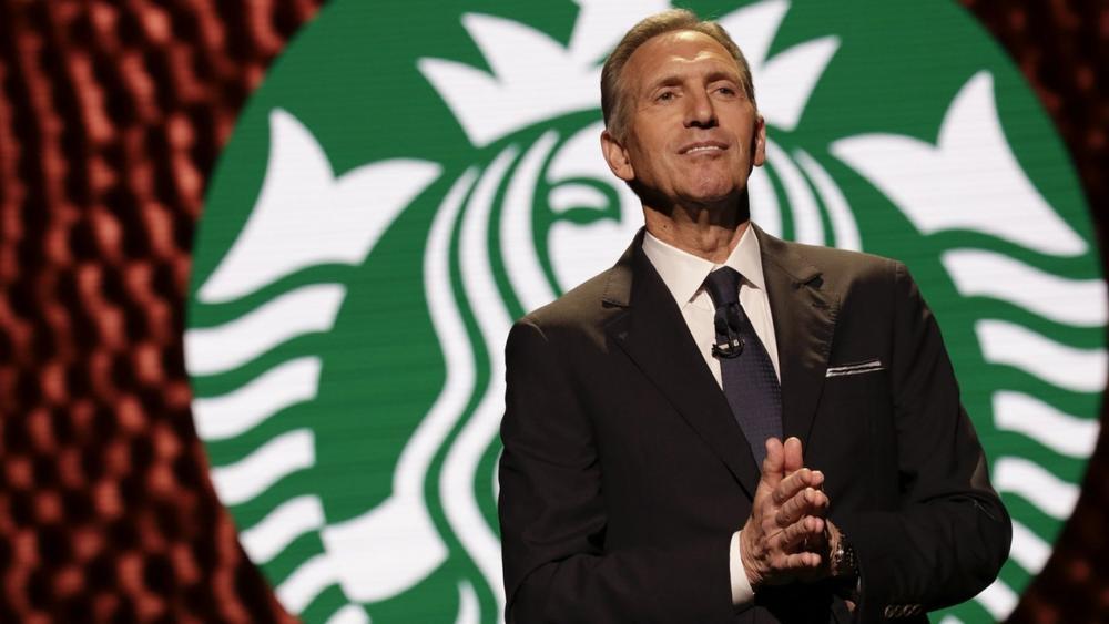 Howard Schultz: Từ 'giấc mơ Mỹ tan vỡ', khoảnh khắc ám ảnh năm 7 tuổi tới ông chủ Starbucks tỷ đô Ảnh 1