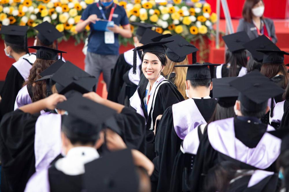 Miss International khen ngợi thành tích học tập của Phương Anh: Vương miện Big 3 đang đến rất gần? Ảnh 7