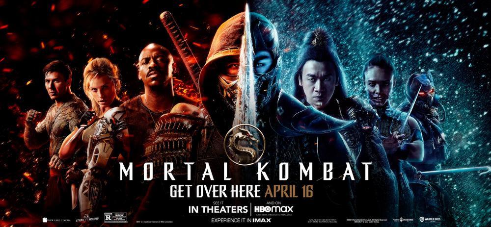 Godzilla Vs. Kong gây bão toàn cầu, bom tấn đẫm máu Mortal Kombat bị lùi lịch Ảnh 1