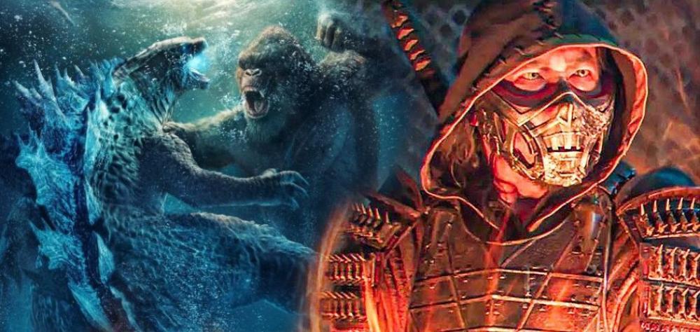 Godzilla Vs. Kong gây bão toàn cầu, bom tấn đẫm máu Mortal Kombat bị lùi lịch Ảnh 2