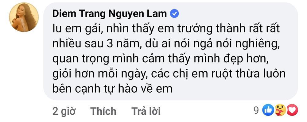Tiểu Vy chia sẻ khi bị chê thiếu kinh nghiệm làm giám khảo, Mai Phương Thúy vào khen 'đẹp nhất thế giới' Ảnh 3