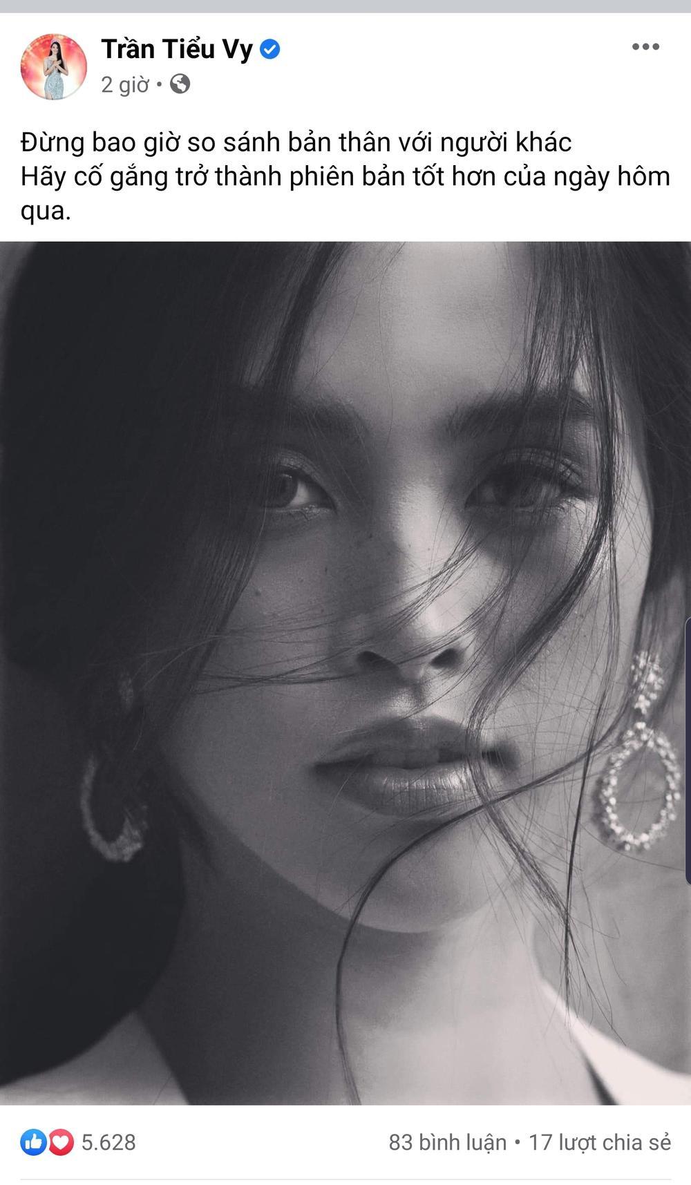 Tiểu Vy chia sẻ khi bị chê thiếu kinh nghiệm làm giám khảo, Mai Phương Thúy vào khen 'đẹp nhất thế giới' Ảnh 1