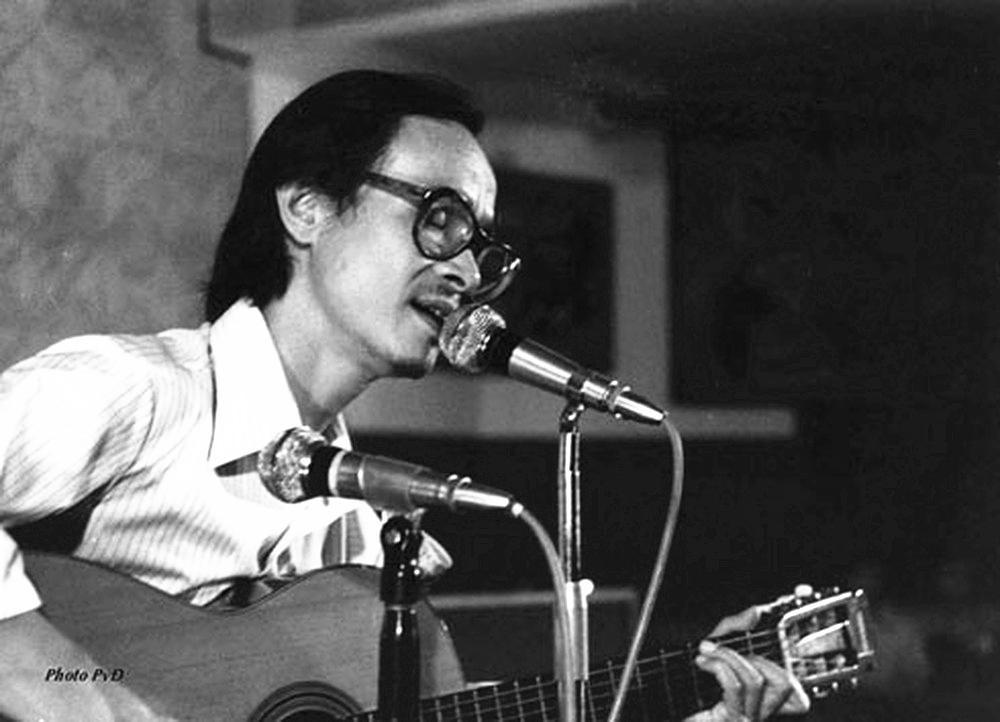 Nhạc sĩ Bảo Chấn: 'Trịnh Công Sơn chơi chữ như chơi lego' Ảnh 3