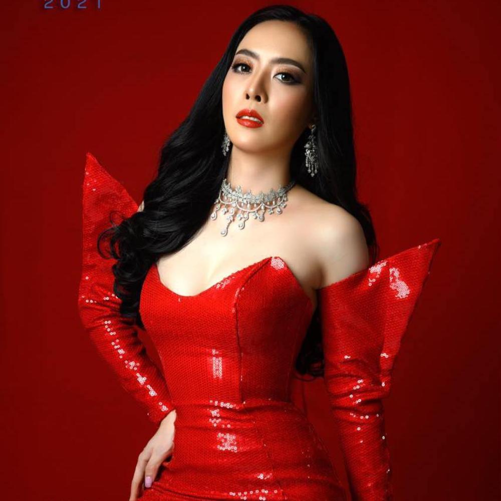 Đại diện Lào tại Miss World bị chê kém xinh ở tuổi 30, Đỗ Thị Hà nhan sắc rực rỡ đàn áp đối thủ châu Á Ảnh 5