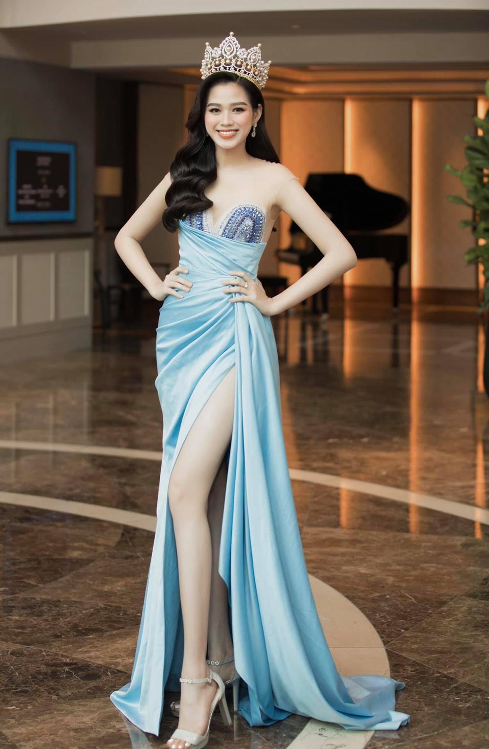 Đại diện Lào tại Miss World bị chê kém xinh ở tuổi 30, Đỗ Thị Hà nhan sắc rực rỡ đàn áp đối thủ châu Á Ảnh 18