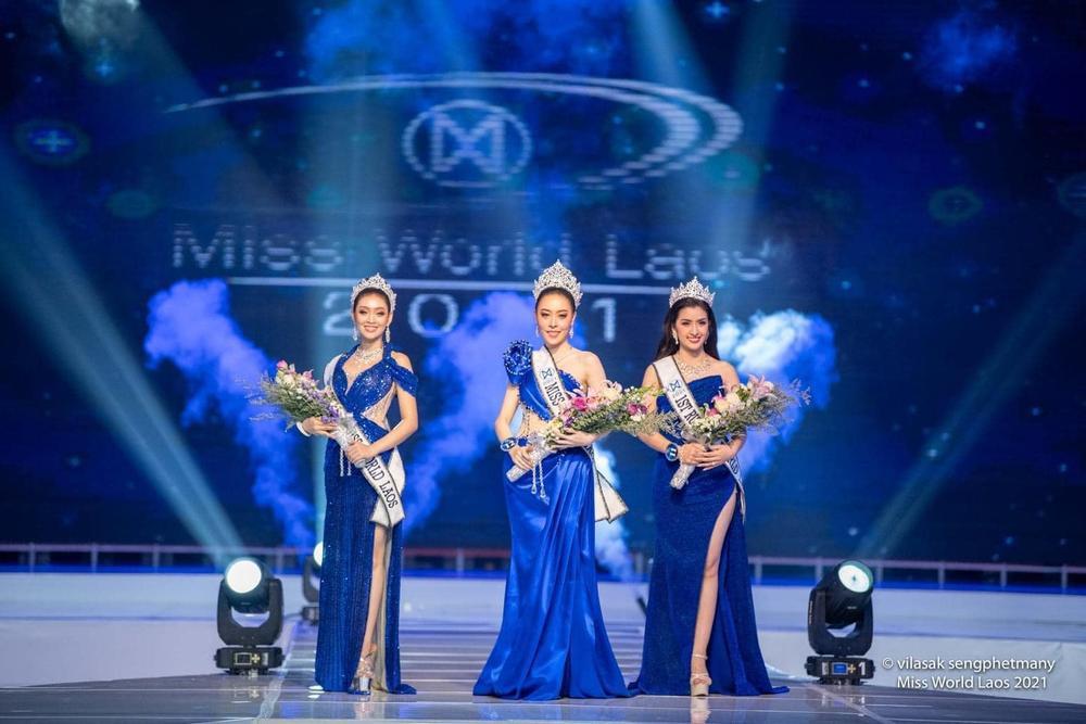 Đại diện Lào tại Miss World bị chê kém xinh ở tuổi 30, Đỗ Thị Hà nhan sắc rực rỡ đàn áp đối thủ châu Á Ảnh 1