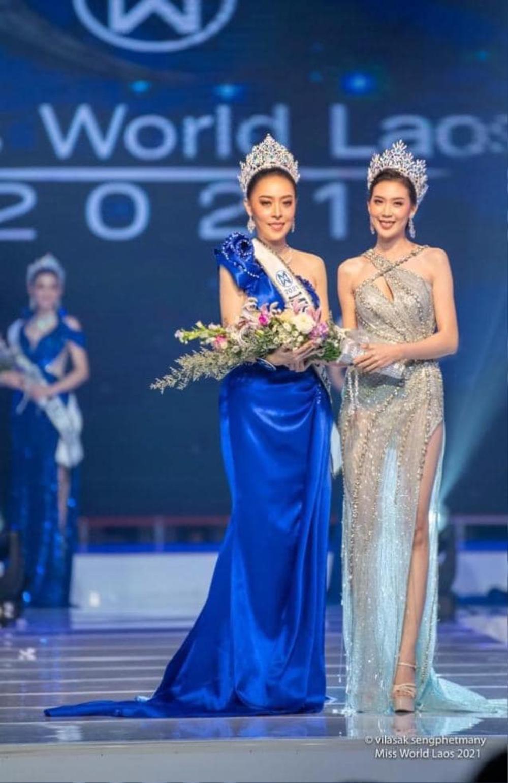 Đại diện Lào tại Miss World bị chê kém xinh ở tuổi 30, Đỗ Thị Hà nhan sắc rực rỡ đàn áp đối thủ châu Á Ảnh 2