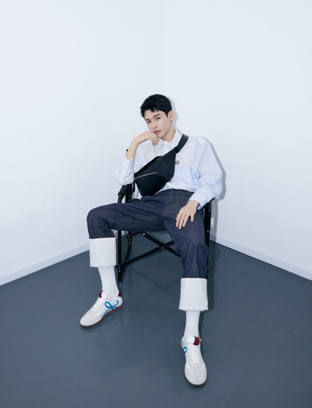 Cung Tuấn nhường suất diễn của mình cho nghệ sĩ khác Ảnh 7