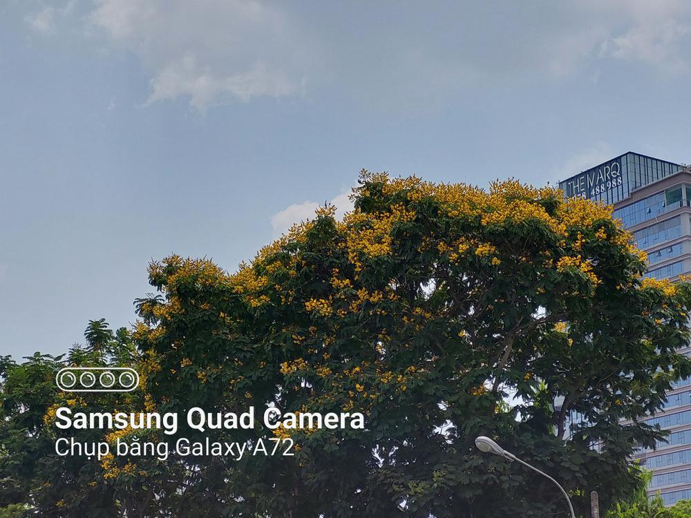 Đánh giá chi tiết Samsung Galaxy A72: Thiết kế mới mang đến trải nghiệm tinh tế! Ảnh 25